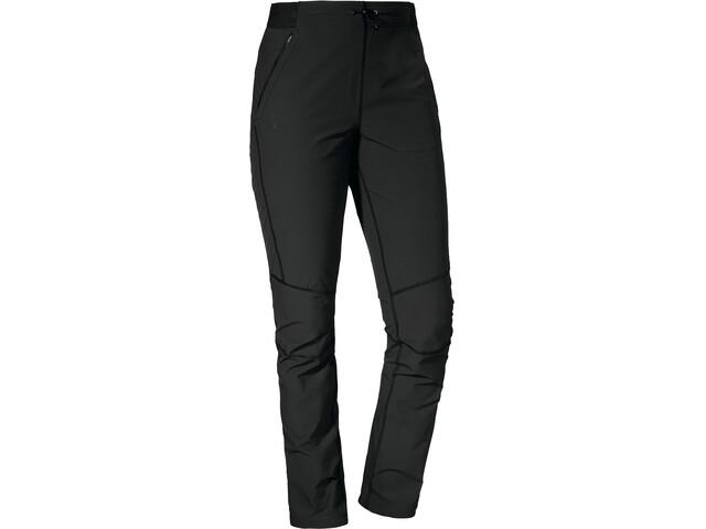 Schöffel Pants Tights Women asphalt